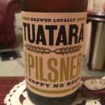 One of the best of a great bunch, Tuatara Pilsner