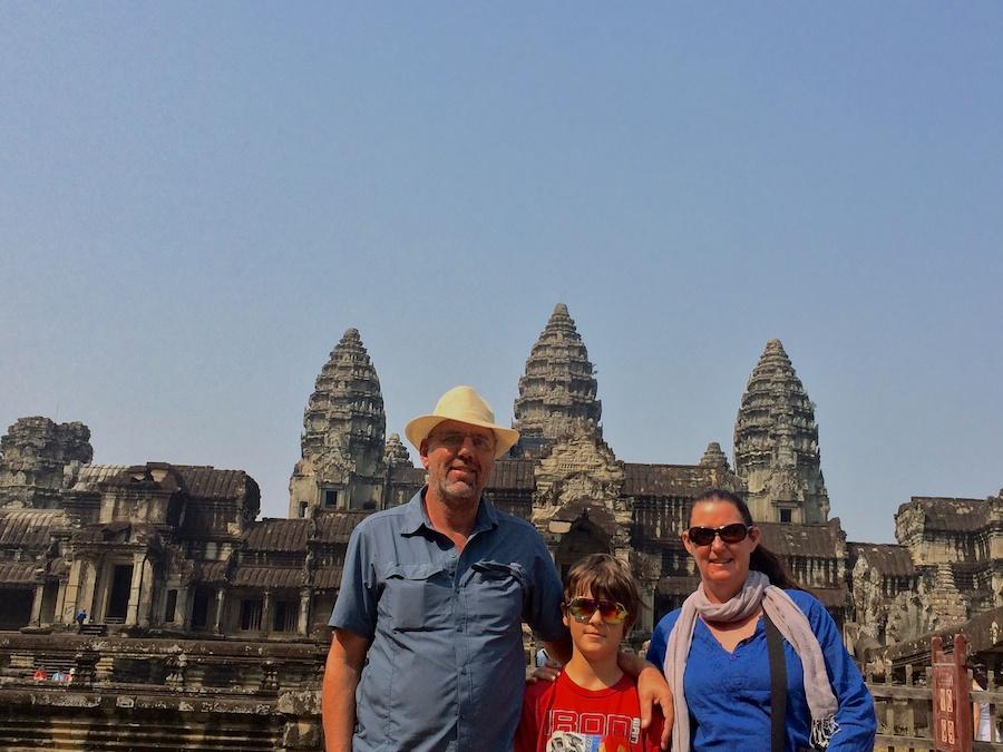 standard tourist pic