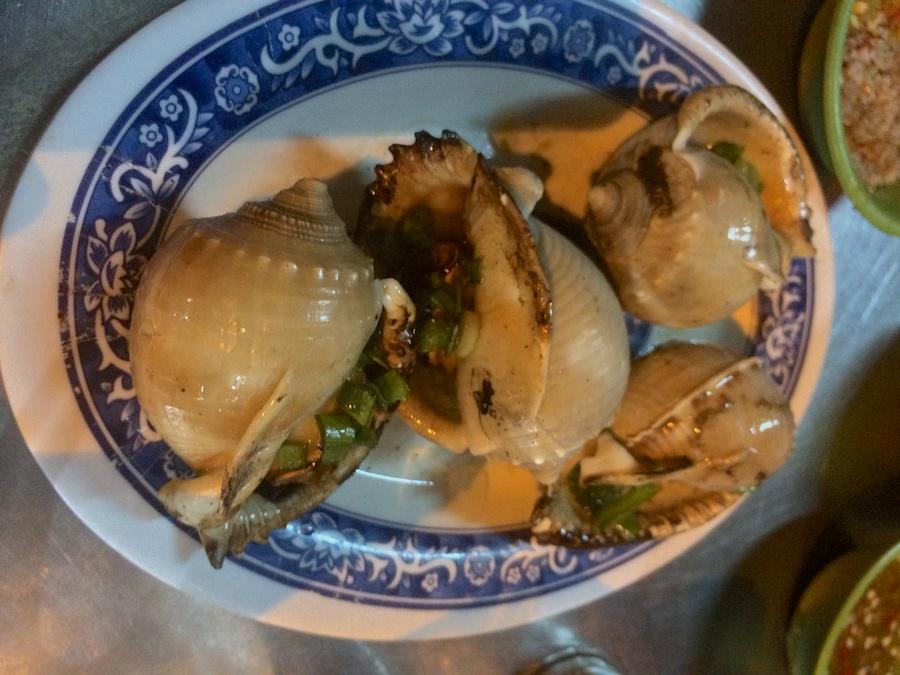 big seafood!