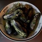mitimiti mussels!