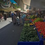 the start of the market