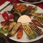 grilled vegies