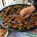 our 'dish', sac tava