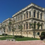 the çiragan palace
