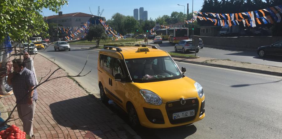 ishan's fiat taxi