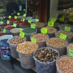 spices and nuts!