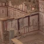 detail of walls