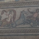 detail from a wall