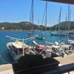 datça harbour for lunch