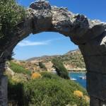 arch at knidos