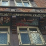 scary murals on eaves