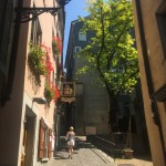 zürich street scene