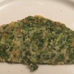 herb omelette