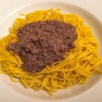 bunny pasta