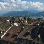 atop of rapperswil