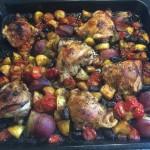 my chicken in basamic vinegar