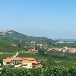 the village of barolo below