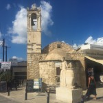 old church in polis