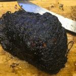 smoked pork shoulder - 10hrs
