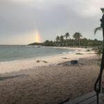rainbow over bawaka
