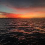 melville bay sunset
