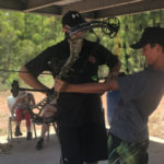 trying to load andrew's bow