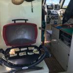 fresh mackerel for lunch