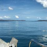 between cotton & wigram islands
