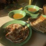 roti, prata, dahl & curry