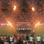 Fiji, champions of Singapore