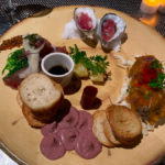 chef's taster plate
