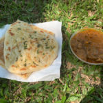 curry and naan from rapid creek markets