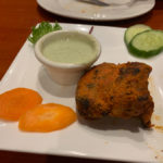 Tandoori chicken tikka, memories of india