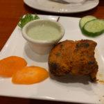 Tandoori chicken tikka, memories of india