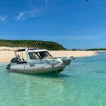 deb & marcos boat