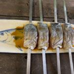 testuya style mackerel